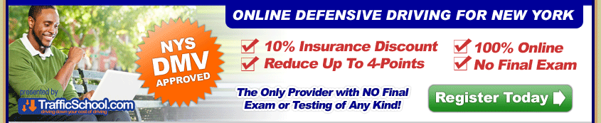Online Defensive Driving in Massapequa