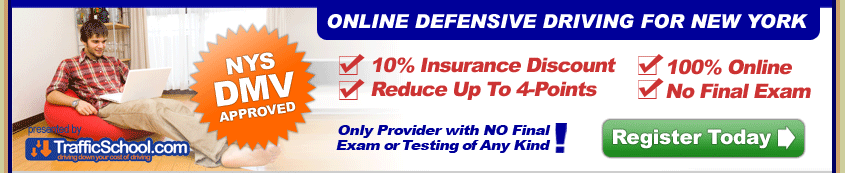 Syracuse Defensive Driving Online